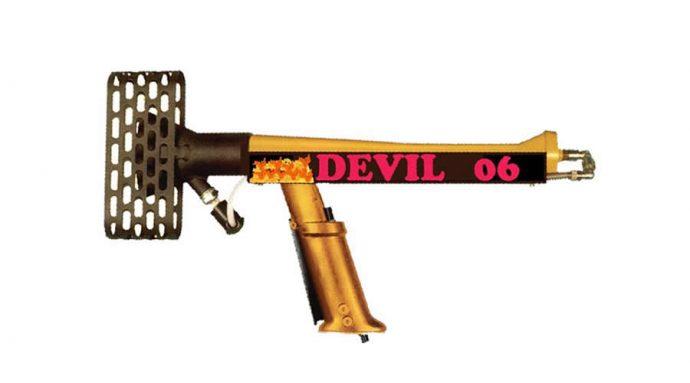Pistola termoretrattore