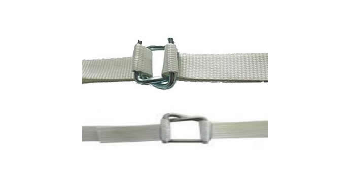 Buckles galvanized and phosphated