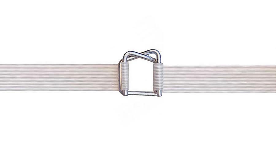Textile and composite strap