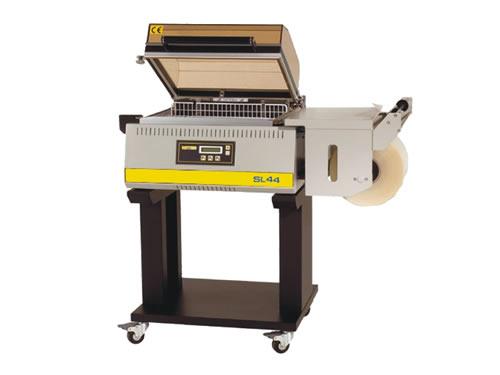 Macchine confezionatrici con film termoretraibile